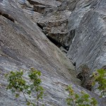Bumble Bee Buttress at Linville Gorge