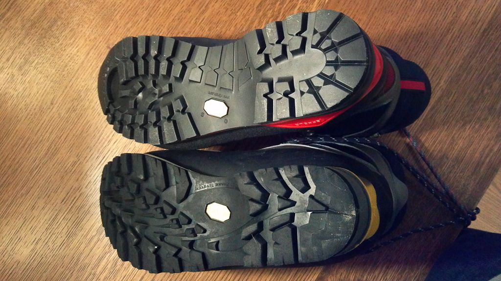 North Face Verto S4K GTX Review Photo 12